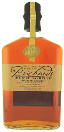 Prichards Bourbon Double Barreled